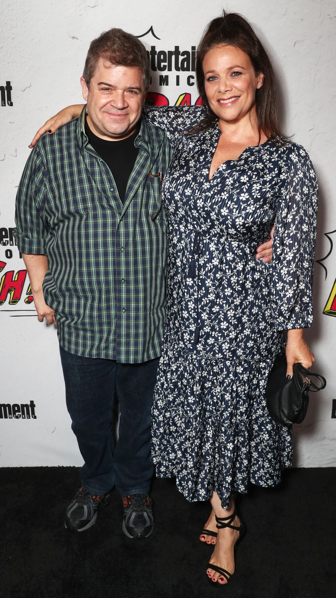 Patton Oswalt, Meredith Salenger