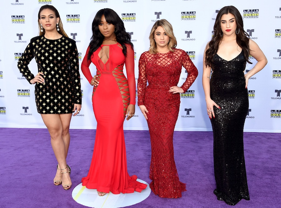 Fifth Harmony, 2017 Latin American Music Awards