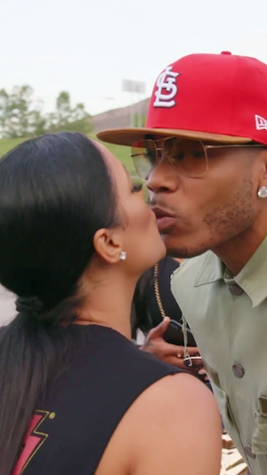Nelly, Shantel Jackson, The Platinum Life 103