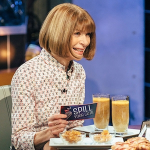 Anna Wintour, The Late Late Show, Spill Your Guts or Fill Your Guts