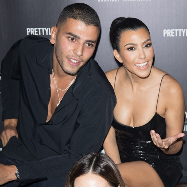 Kourtney Kardashian & Younes Bendjima's Cutest Pics