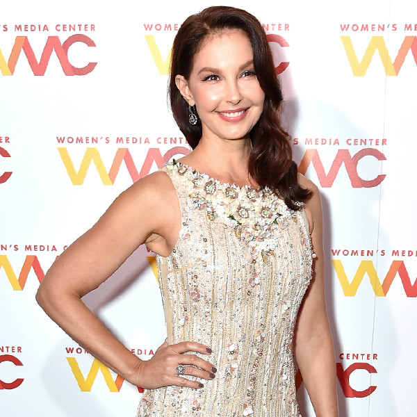 Ashley Judd, Women's Media Awards