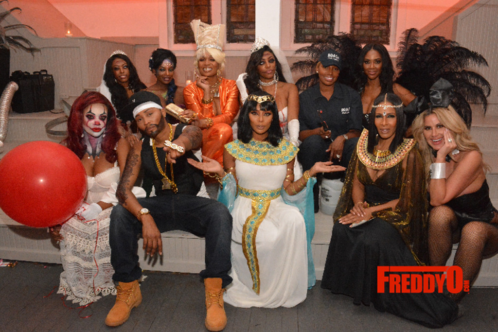 Real Housewives of Atlanta, Halloween 2017