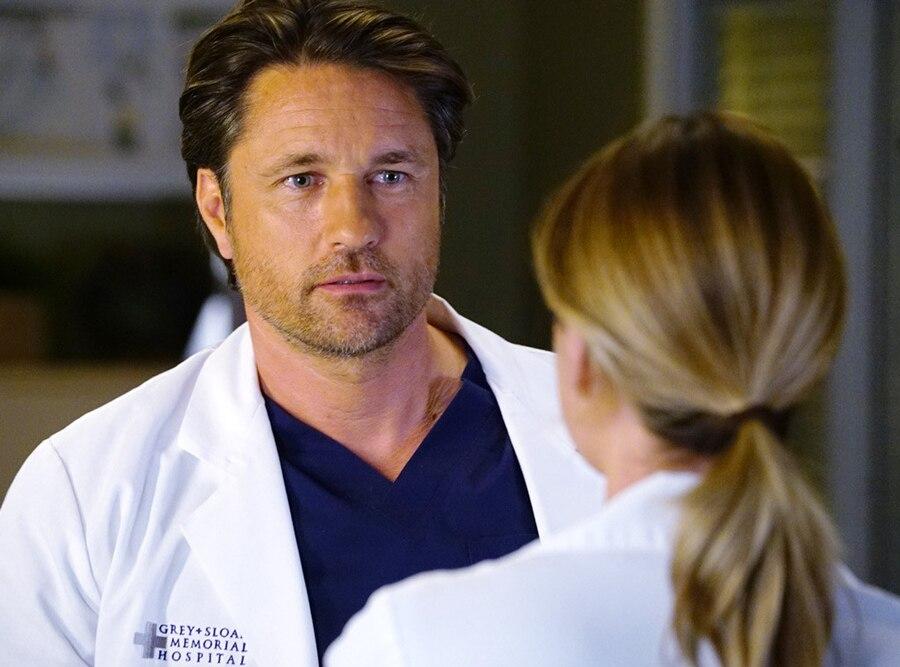 Grey's Anatomy, Martin Henderson