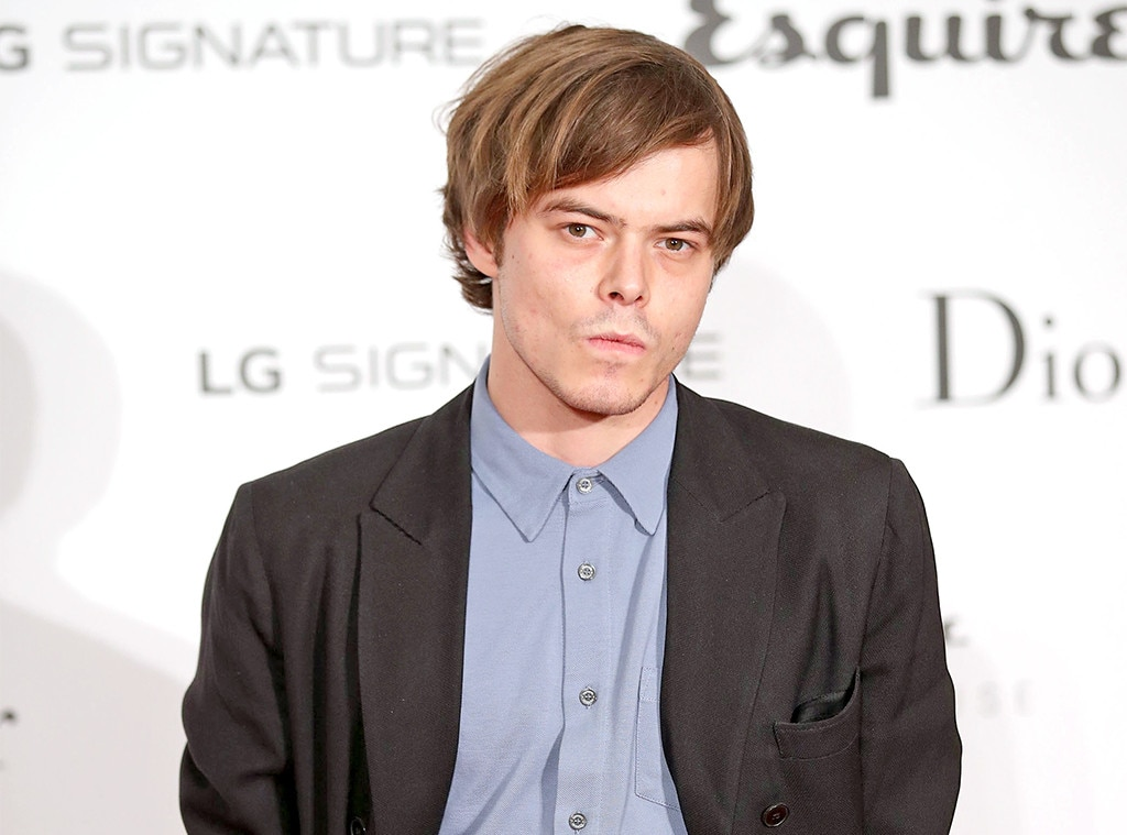 Stranger Things Star Charlie Heaton Denied Entry Into U.S. Over Cocaine Possession: Reports