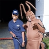 NeNe Leakes, Gregg Leakes, Halloween 2017, Roach, Cockroad, Exterminator
