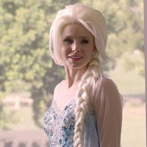 Kristen Bell, Frozen Parody