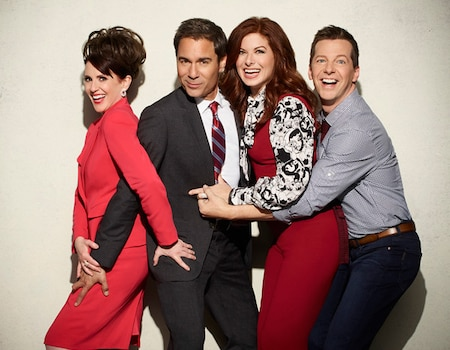 Will & Grace Did What Other '90s Revivals Didn't--Get a Golden Globe Nomination