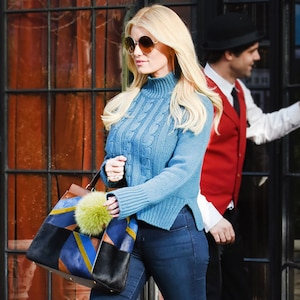 ESC: Jessica Simpson, Denim