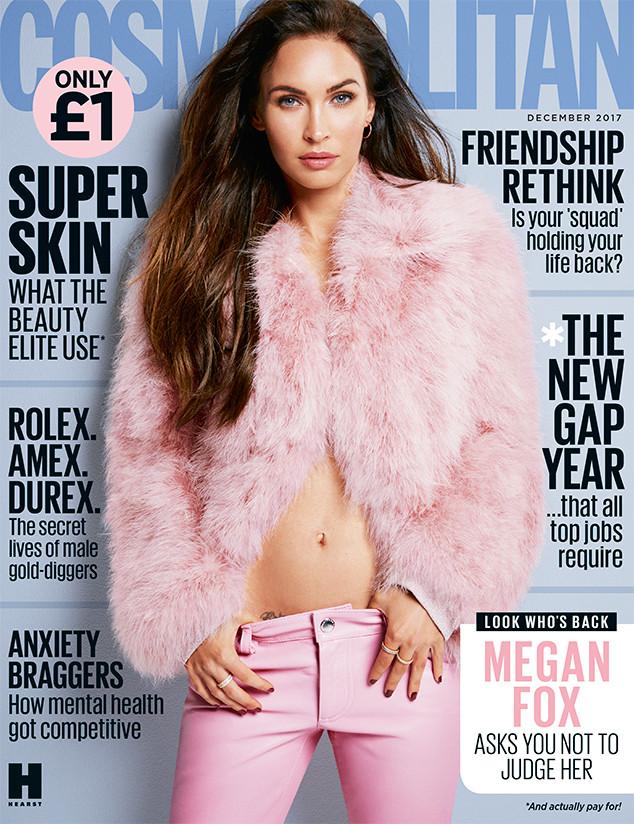 Megan Fox, Cosmopolitan UK