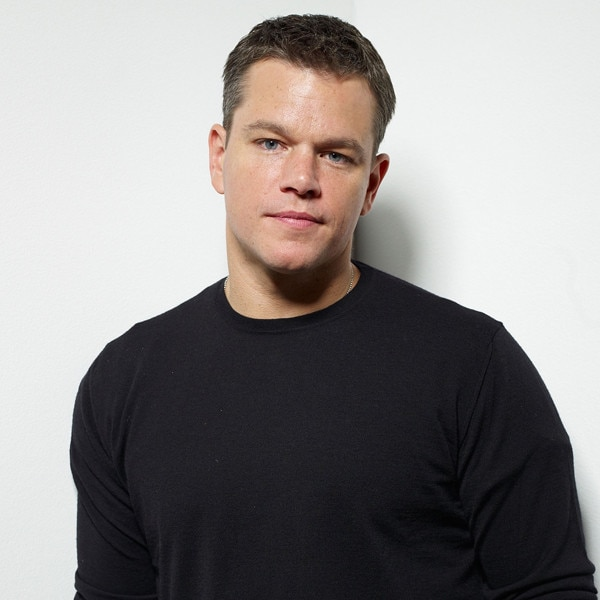 Matt Damon plans to listen more and opine less