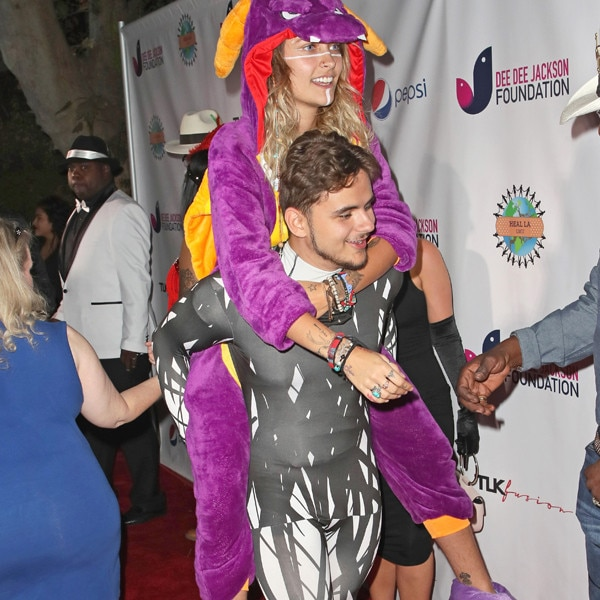 Paris and Prince Jackson's Sibling Love Over the Years