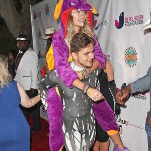 Paris Jackson, Prince Jackson, Costume For A Cause