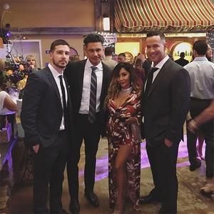 Jersey Shore, Mike Sorrentino, Nicole Snooki Polizzi, DJ Pauly D, Vinny Guadagnino, Deena Cortese, Wedding