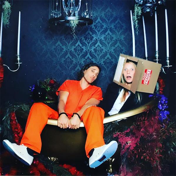 Gwyneth Paltrow, Se7en, Seven, Head in Box, Halloween, 2017