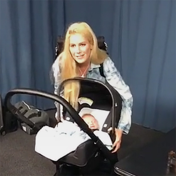 Spencer Pratt, Heidi Montag, Gunner Stone, Son, Baby, Commercial, Audition, Snapchat