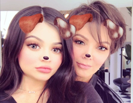 Kylie Jenner Covers Up at Home Amid Pregnancy Reports During Her ...