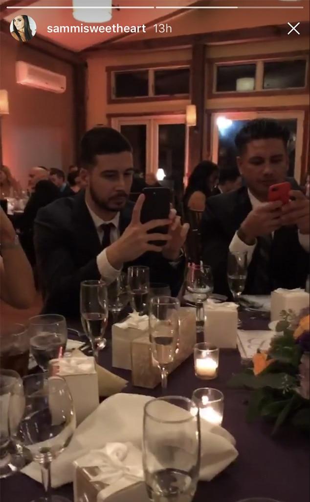 Pauly d wedding
