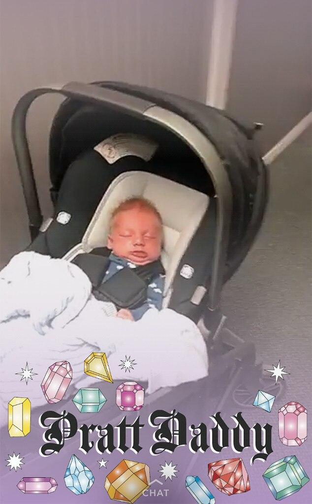 Spencer Pratt, Heidi Montag, Gunner Stone, Son, Baby, Commercial, Audition, Snapchat