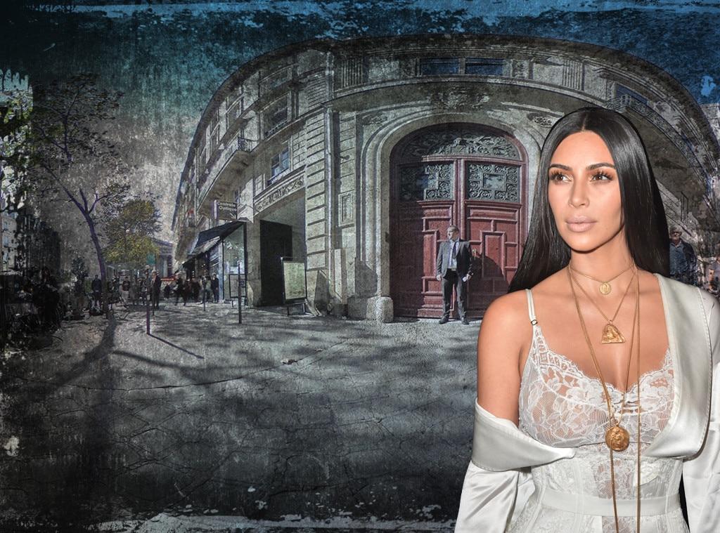 Kim Kardashian, Paris