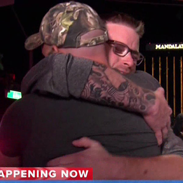 Today Reunion, Las Vegas Shooting, Victim