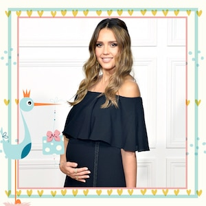 Jessica Alba, Hollywood's Expectant Moms
