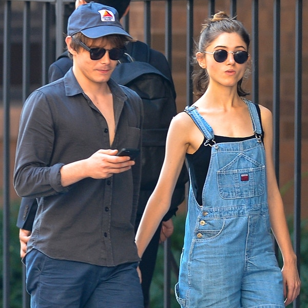 Natalia Dyer & Charlie Heaton: Out and About