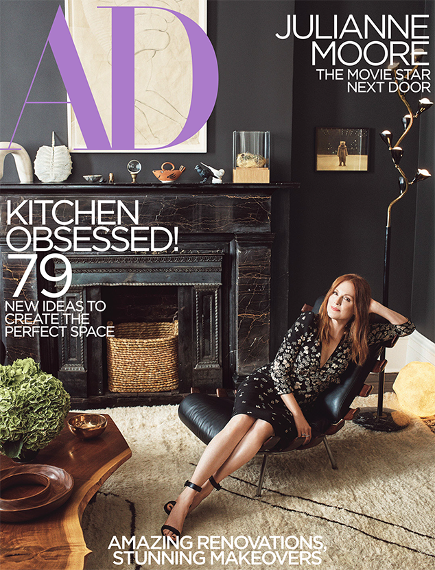 Julianne Moore, Architectural Digest