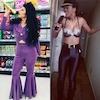 America Ferrera, Keke Palmer, Selena Costume