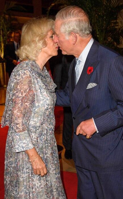 Prince Charles, Camilla, Singapore