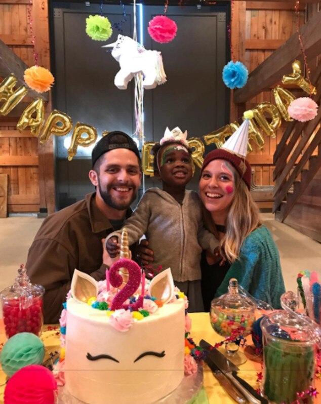 Thomas Rhett, Birthdays