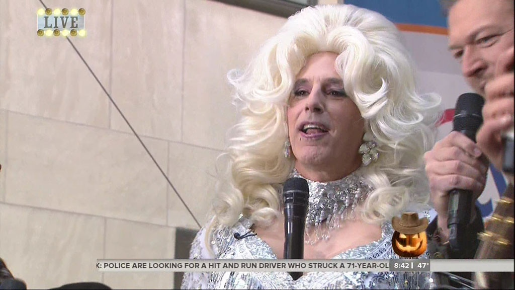 Matt Lauer from Today and Good Morning America's Halloween 2017 ...