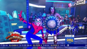 Good Morning America, Halloween 2017