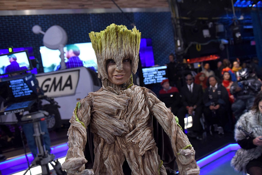 Ginger Zee from Today and Good Morning America's Halloween 2017 ...