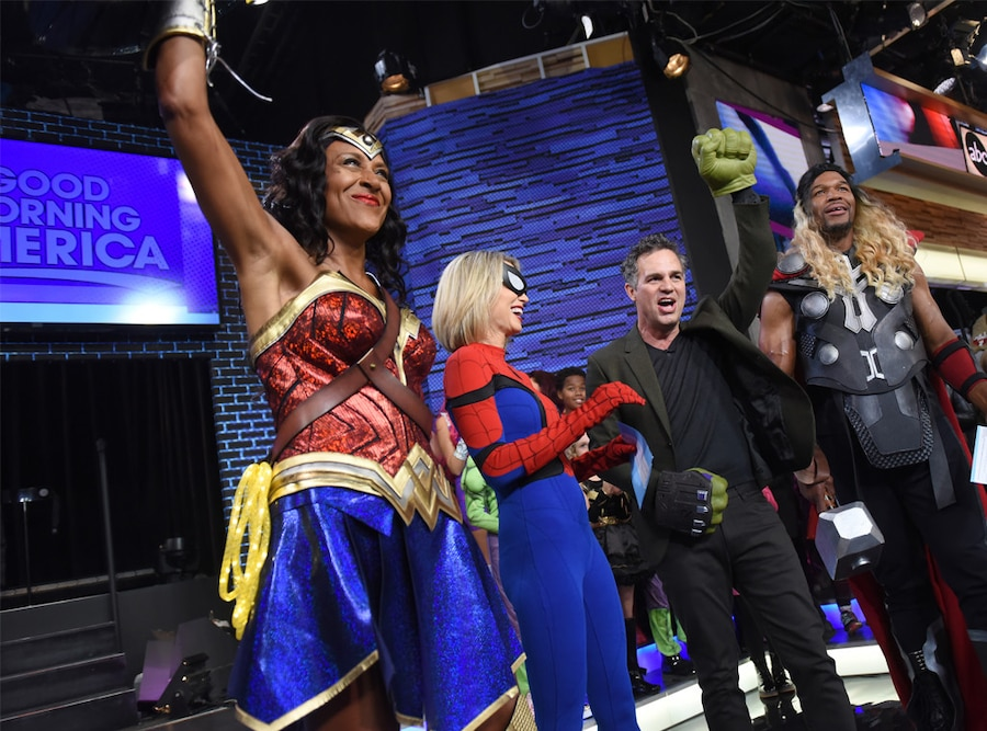 Robin Roberts, Wonder Woman