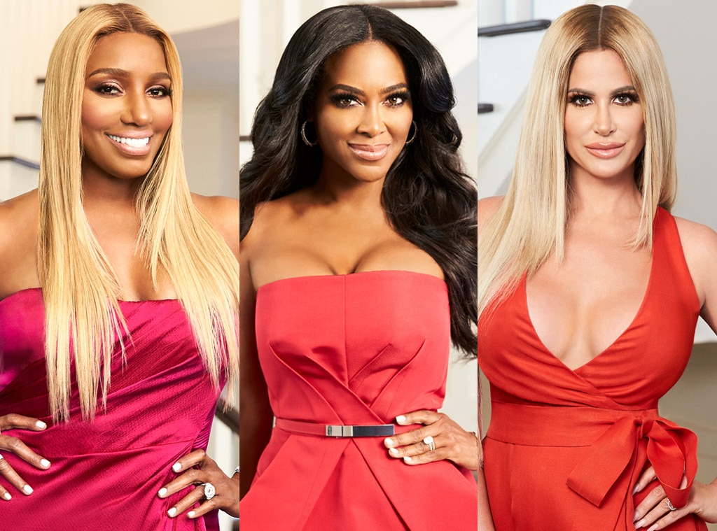 NeNe Leakes, Kenya Moore, Kim Zolciak-Biermann, Real Housewives of Atlanta