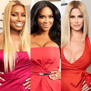 NeNe Leakes, Kenya Moore, Kim Zolciak-Biermann, Real Housewives of Atlanta