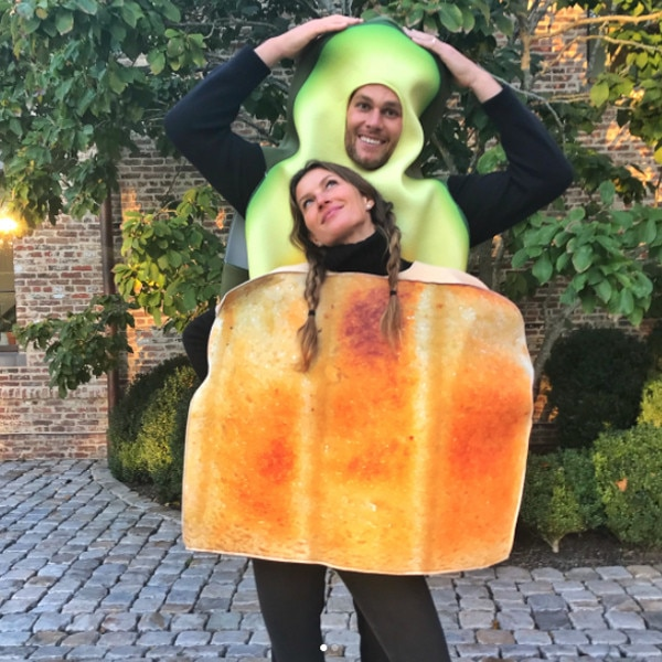 Celebrities' Cutest Couple Costumes for Halloween 2017
