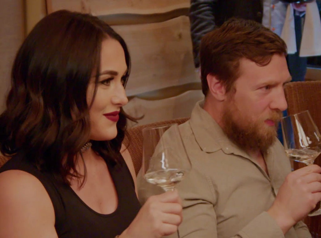 Brie Bella, Daniel Bryan, Total Bellas 205