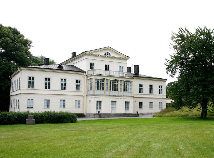 Haga Castle, Haga Palace