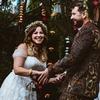 Charlotte Church, Johnny Powell, Wedding