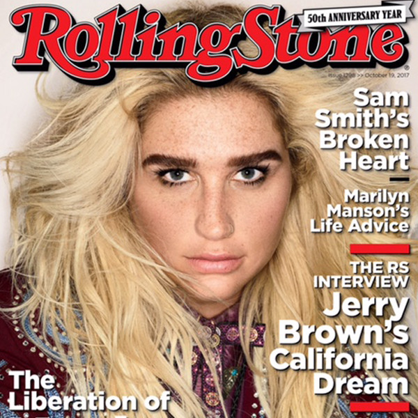 Kesha, Rolling Stone