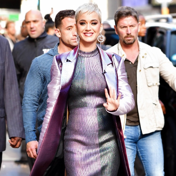 Dare 2 Wear: Katy Perry's Fall Metallics