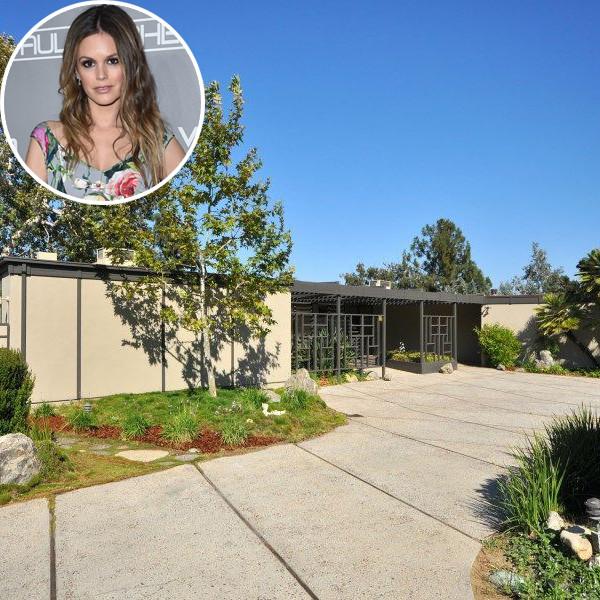 Rachel Bilson's Pasadena Mansion