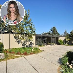 Rachel Bilson, Pasadena Home