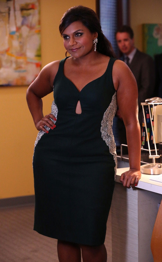 ESC: Best Mindy Project Looks Of All TIme
