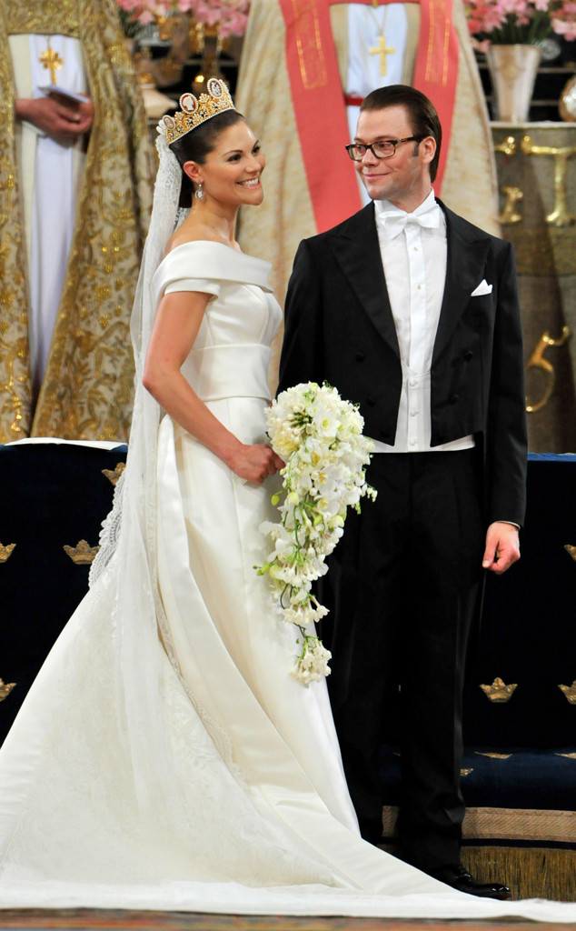Princess Victoria Of Sweden Prince Daniel Wedding