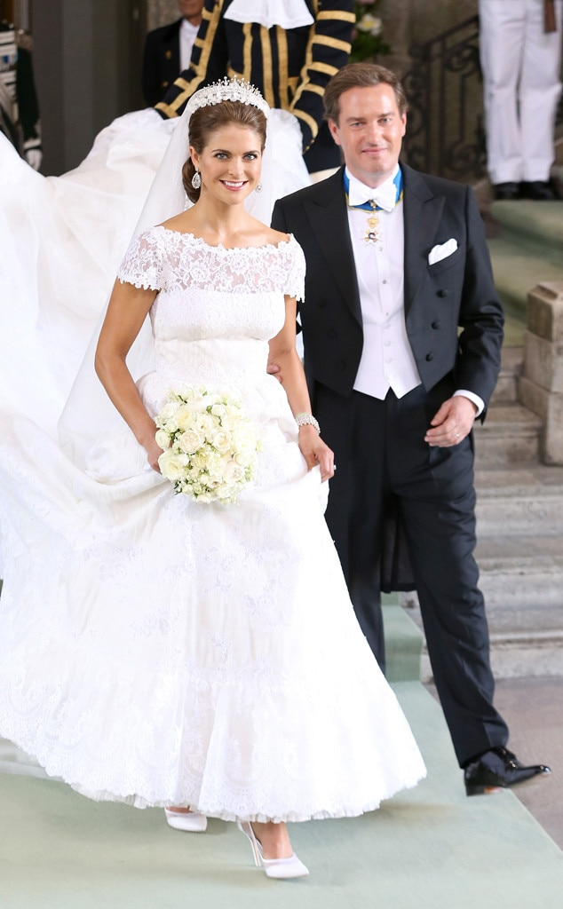Princess Madeleine of Sweden, Christopher O'Neill
