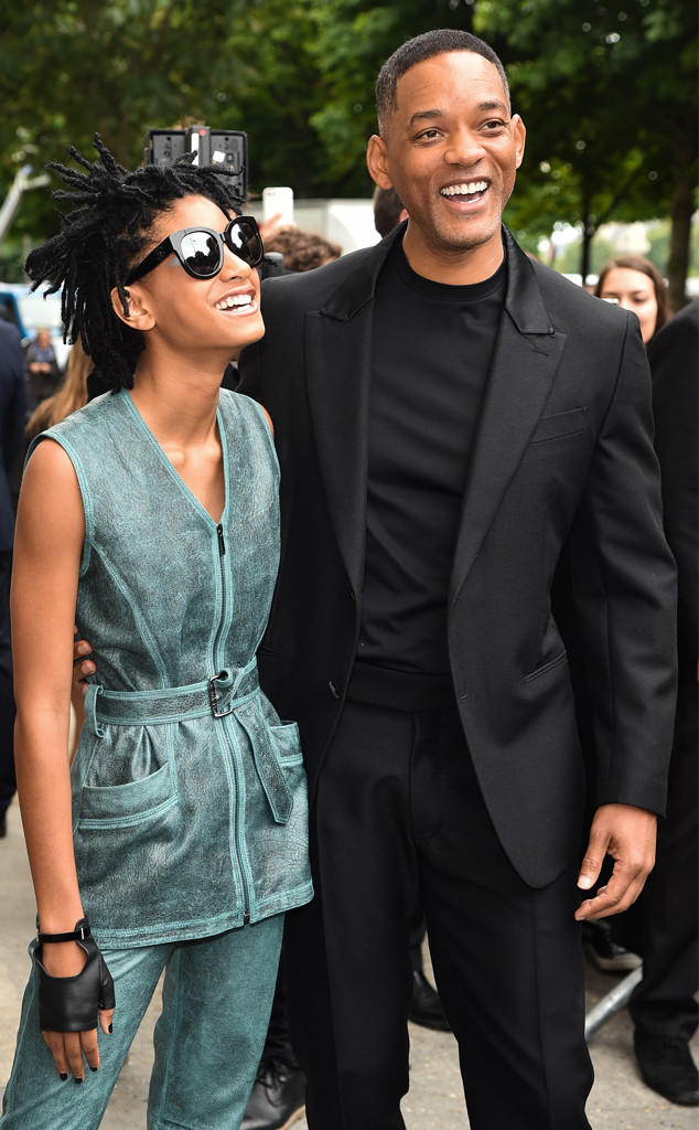 ESC: Willow Smith, Will Smith