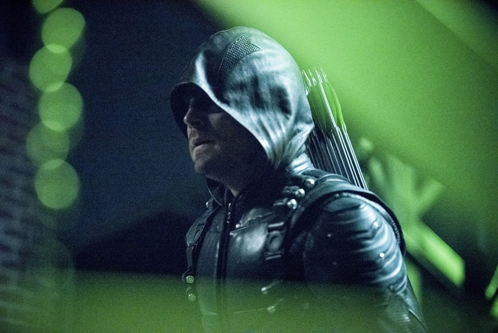 ARROW Season Premiere Down 14% From Last Year